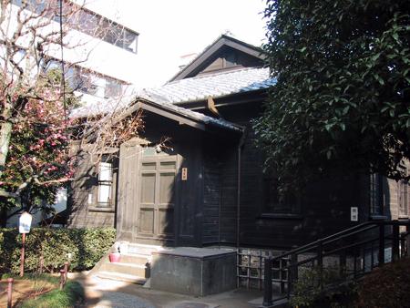 乃木大将夫妻の自宅